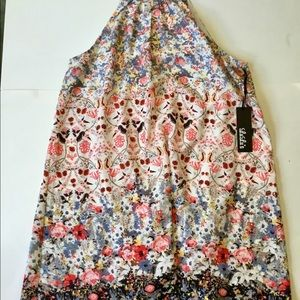 Beautiful floral lined dress New